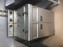 Double deep fryer, Gas griddle and a gar oven for sale, commercials in Lakenheath, UK