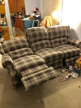 Recliner couch and loveseat REDUCED in Naperville, Illinois