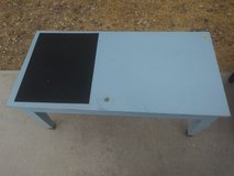 Play table with chalk board in 29 Palms, California