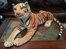 Large Stuffed Tiger in Conroe, Texas