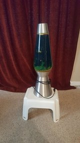 Large Lava Lamp in Macon, Georgia