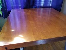 pub table and stools in Elgin, Illinois