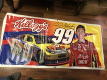Kellogg's Carl Edwards Cheez It Banner Double Sided 72 X 34 in Fort Knox, Kentucky