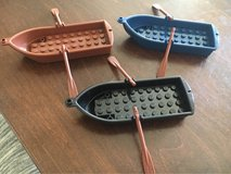 Lego Rowboat/Oars in Chicago, Illinois
