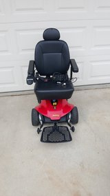 Jazzy power wheelchair in 29 Palms, California