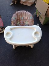 Fisher Price Space Saver High Chair in Lockport, Illinois
