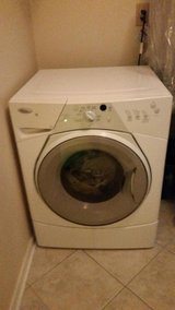 Whirlpool Front Load Washer in Spring, Texas