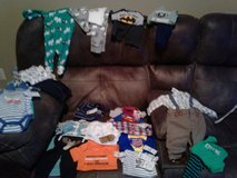 0-3 month boy clothes in Hopkinsville, Kentucky