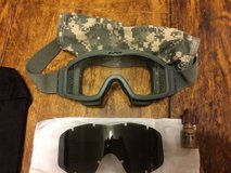 Military ESS Land Ops Striker Goggles in Okinawa, Japan
