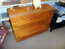 BAR CADDY - vintage double drop leaf table on wheels in Cherry Point, North Carolina