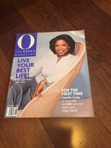 Premiere Issue of the Oprah Magazine - May/June 2000 in Plainfield, Illinois