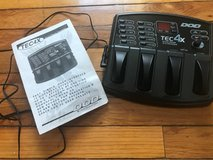 DOD Tech 4x Effects Pedal in Fort Knox, Kentucky