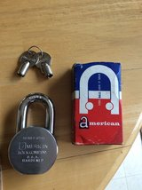 American Steel Ball Padlock in Westmont, Illinois