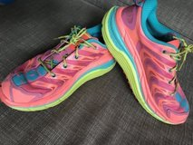 Hoka Womens 7.5 running trail shoes in Fort Knox, Kentucky