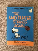 The Mad Punter Strikes Again - By Charles M. Schulz - Rare Snoopy Book in Beaufort, South Carolina