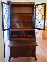 Chest of Drawers / Desk / Secretary Antique Bookcase in Naperville, Illinois