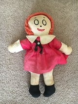 Vintage Annie Doll in Beaufort, South Carolina