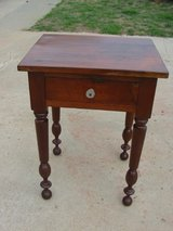 American Sheraton Table from 1800's in Oceanside, California