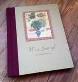 Wine Journal Tasting Notes & Impressions Book in Aurora, Illinois