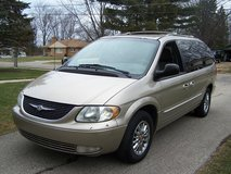 2002 Chrysler Town & Country Limited in Brookfield, Wisconsin
