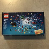 Lego 24 in 1 Holiday Advent Set 100% Complete w/Manual EUC in Travis AFB, California