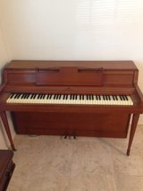 Wurlitzer Spinet Piano in MacDill AFB, FL