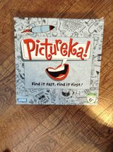 Pictureka board game in Fort Campbell, Kentucky