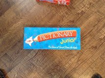 Pictionary Junior Game in Fort Campbell, Kentucky