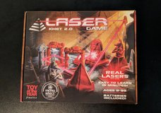 Like New: Laser Game in Spring, Texas