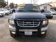 2003 FORD F150 LARIAT SUPER CAB 4DR 5.4L V8 4X4 AUTO *LOADED* LOW MILES *.......$5795 in Yucca Valley, California