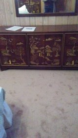 Vintage Oriental Bedroom set in Byron, Georgia