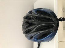 Bicycle helmet in Ramstein, Germany