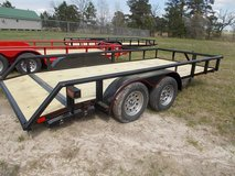 2018 Tandem Slope Trailer 83x16 in Fort Polk, Louisiana