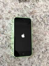 iPhone 5c  Unlocked - with case and charger -8GB like new in Stuttgart, GE