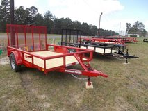 Stagecoach 6x10 Trailer $1500 in Leesville, Louisiana