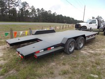 New 2018 83X20 Stagecoach Trailer in Fort Polk, Louisiana