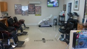 Electric scalp massage in Cherry Point, North Carolina