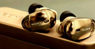 SONY EARBUDS NEW IN BOX in Fort Gordon, Georgia