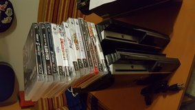 2 ps3 and games in Ramstein, Germany