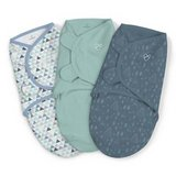 Swaddle set 3-6 months new in Elgin, Illinois