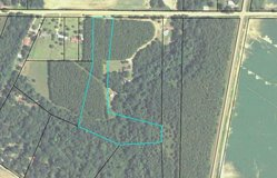 5 Acres Lot Hawkinsville in Cochran, Georgia