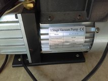 Vacuum Pump- only used once in Livingston, Texas