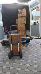 MOVING AND TRANSPORT RELOCATION PICK UP AND DELIVERY in Wiesbaden, GE