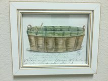 Kolene Spicer Laundry Basket Print in Kingwood, Texas