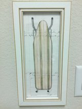 Kolene Spicher Ironing Board Print in Kingwood, Texas