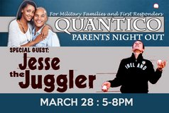 Kids Activities, Jesse the Juggler, $25 Gift Card for a Night Out in Quantico, Virginia