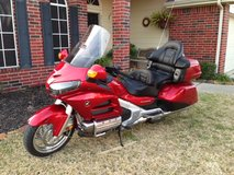 2014 Honda GOLD WING AUDIO COMFORT NAVI XM in Pasadena, Texas