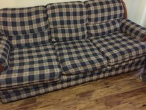 love seat and couch in Leesville, Louisiana