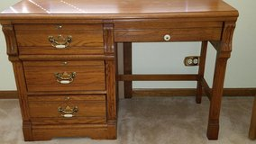 Wood Desk in Aurora, Illinois