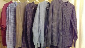 Mens shirts. At least 20 in the lot. in Cochran, Georgia